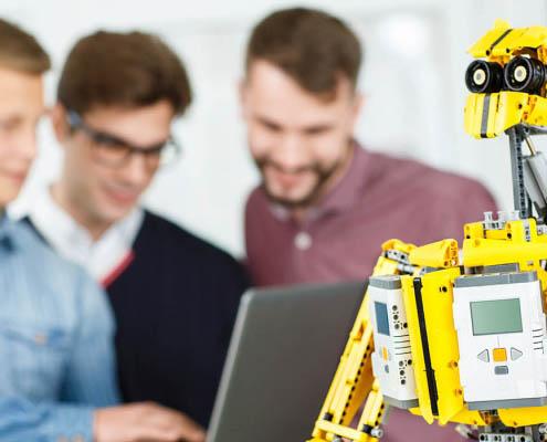 Orientify BLOG - Robotizált munkaerő
