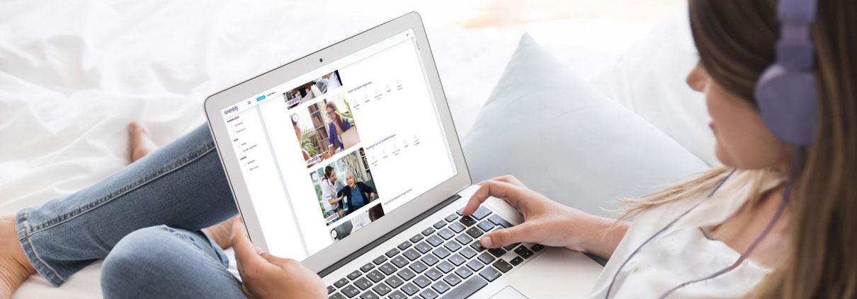 Orientify Karrierprofil online pályaorientáció
